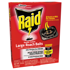 Raid Roach Baits 07 Oz 8