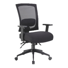 Boss Office Products Mesh Back 3