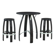 Powell Duarte 3 Piece Pub Set