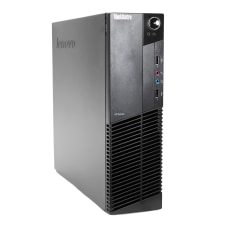 Lenovo ThinkCentre M92p Refurbished Desktop PC