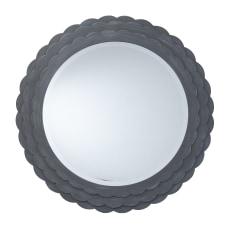 Southern Enterprises Dembley Round Decorative Mirror