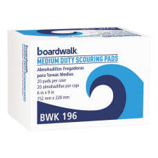 Boardwalk Medium Duty Scour Pads 6