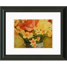 Timeless Frames Addison Framed Floral Artwork