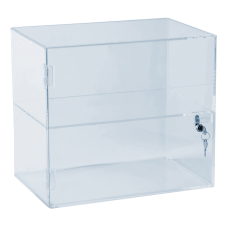 Azar Displays Lockbox Countertop Display Case
