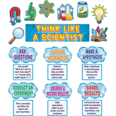 Teacher Created Resources Scientific Mini Bulletin
