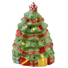 Gibson Home Mirthuful Treats Ceramic Christmas