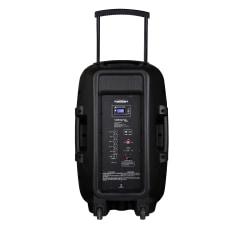 Volkano Medusa Bluetooth Trolley Speaker Black