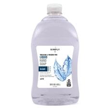 SimplyU Liquid Hand Soap Refill Clean