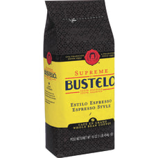 Folgers Supreme By Bustelo Whole Bean