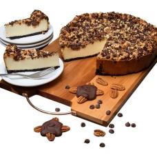 Gourmet Gift Baskets Turtle Cheesecake