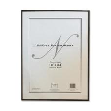 Nu Dell Metal Poster Frame 18