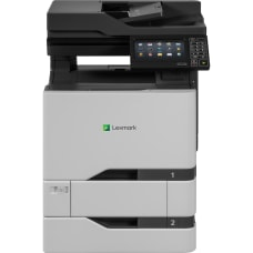 Lexmark CX725DHE Color Laser All In