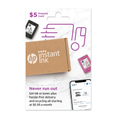HP Instant Ink US Office Online