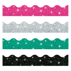 TREND Sparkle Solids Terrific Trimmers Scalloped