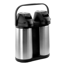 MegaChef Dual 19 L Stainless Steel
