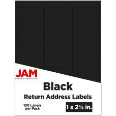 JAM Paper Mailing Address Labels 2