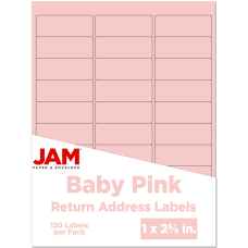 JAM Paper Mailing Address Labels 4052895