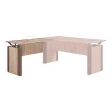 Forward Furniture Allure Reversible Desk Return