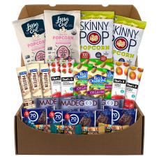 Snack Box Pros Low Calorie Snack