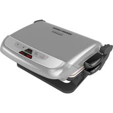 George Foreman Evolve Grill With Waffle