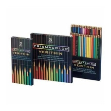 PRISMACOLOR Verithin Colored Pencils White Lead