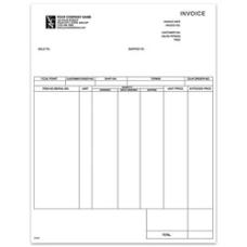 Custom Laser Invoice For Dynamics Solomon