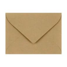 LUX Mini Envelopes 17 Flap Closure