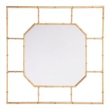 Zuo Modern Bamboo Square Mirror 26
