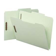 Smead 25 Cut Top Tab Folders