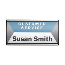 Advantus People Pointer Wall Sign 4