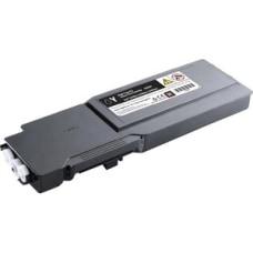 Dell Yellow original toner cartridge for