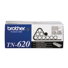 Brother TN 620 Black Toner Cartridge