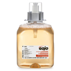 GOJO Antibacterial Luxury Foam Hand Soap