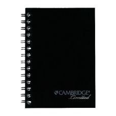 Mead Cambridge Limited Mini Business Notebook