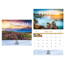 Motivations Wall Calendar Stitch