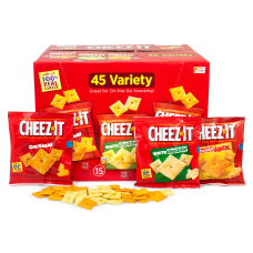 Cheez It Variety Pack 15 Oz