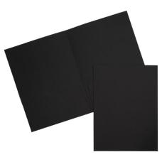 JAM Paper 2 Pocket Linen Presentation
