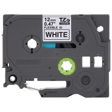 Brother TZ Flexible Label Tape TZEFX