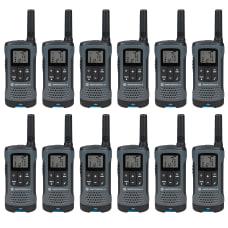 Motorola TalkAbout T200 Radios Dark Gray
