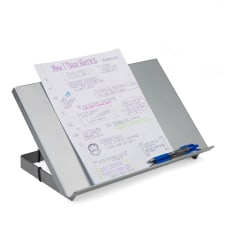 Mind Reader Metal Resting Document Holder