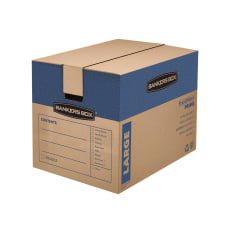 Bankers Storage Box SmoothMove Prime Moving