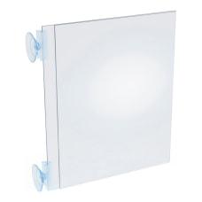 Azar Displays VerticalHorizontal Sign Frames With