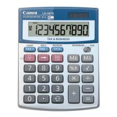 Canon LS 100TS Calculator