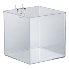 Azar Displays Brochure Holder Cubes Medium