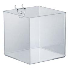 Azar Displays Brochure Holder Cubes Medium