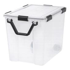 IRIS WEATHERTIGHT Storage Box 103 Quart