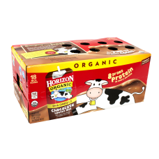 Horizon Organic Chocolate Low Fat Milk