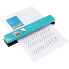 IRIS Iriscan Anywhere 5 Turquoise Portable