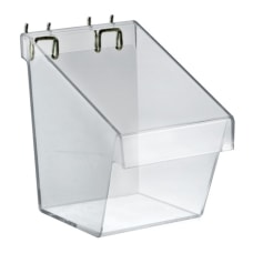 Azar Displays Open Display Buckets Medium