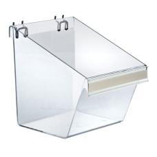 Azar Displays Plastic Display Buckets With